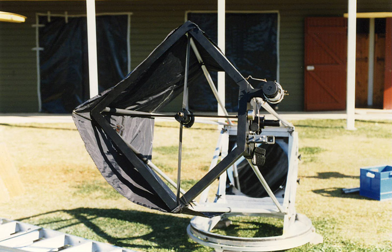 "20"" Dob at Camp Duckadang, which I used at the Queensland Astrofest"