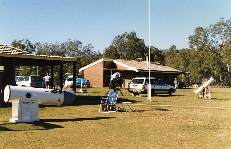 Lions Camp Duckadang, the venue for the Queensland Astrofest