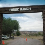 Prude Ranch gate