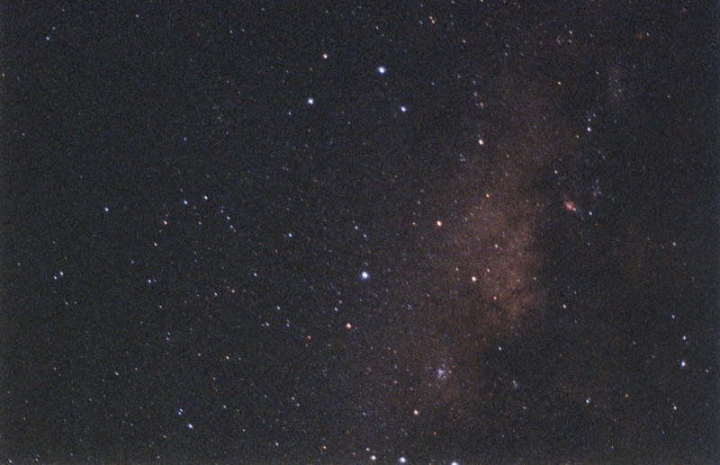 The Milky Way in Sagittarius