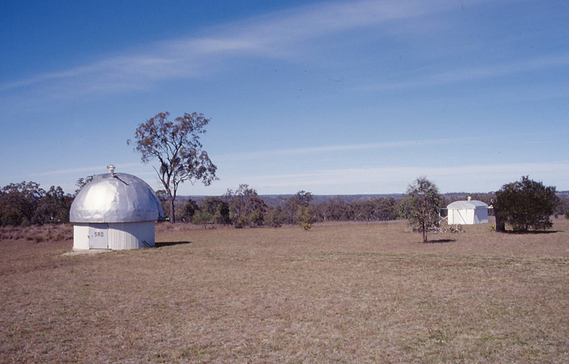 Stuart Range Observatory, Ellesmere, Qld. I did quite a lot of my observing from here, a very dark site with the NELM>7.0
