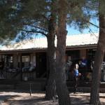 Vendors' building