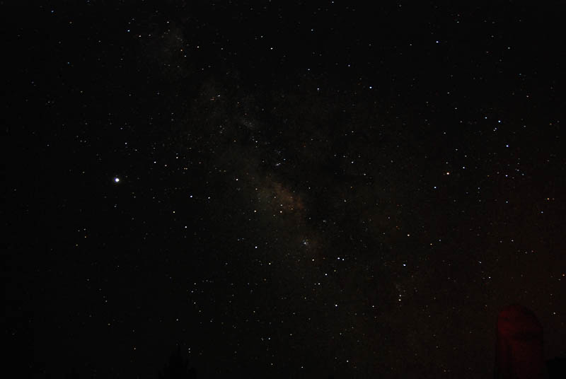 Milky Way over the Texas Star Party