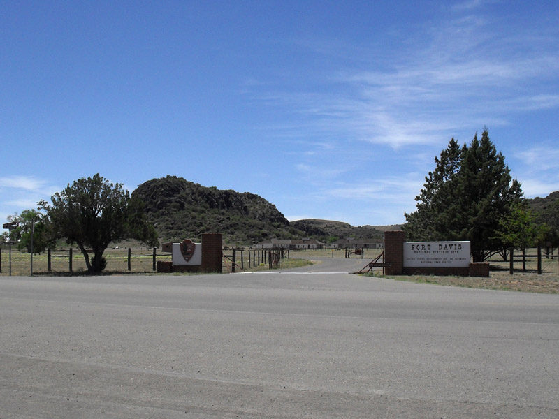 Ft. Davis National Historic Site