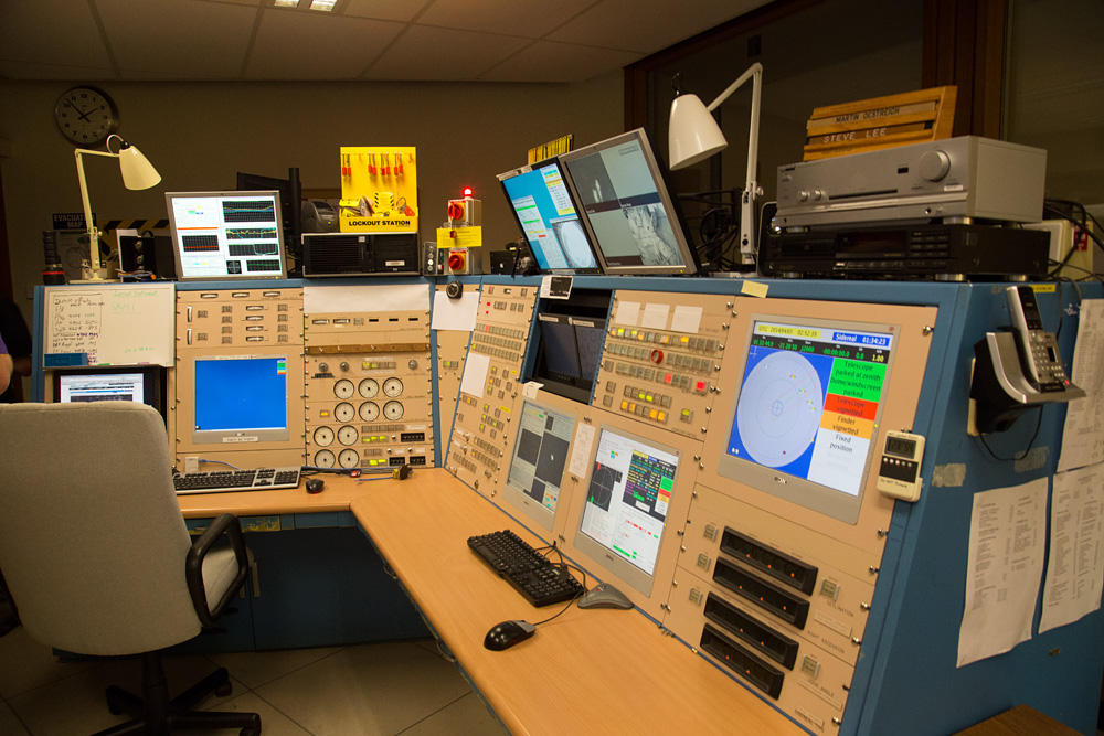 AAT Control Room