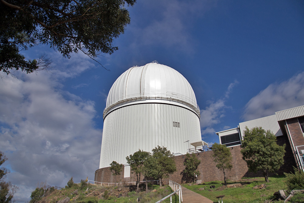 Visit To Siding Spring Observatory Visual Deep Sky Observing