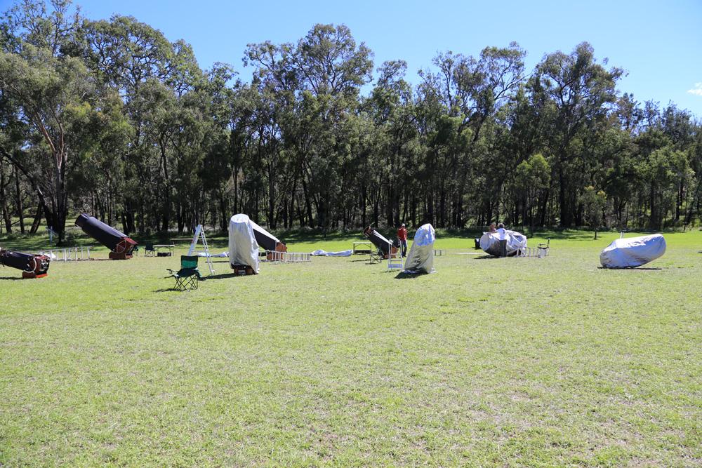 Observing field