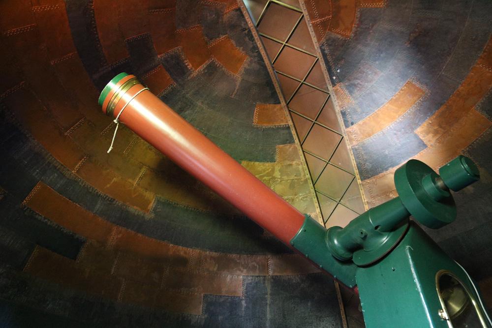 29-cm Lens Telescope